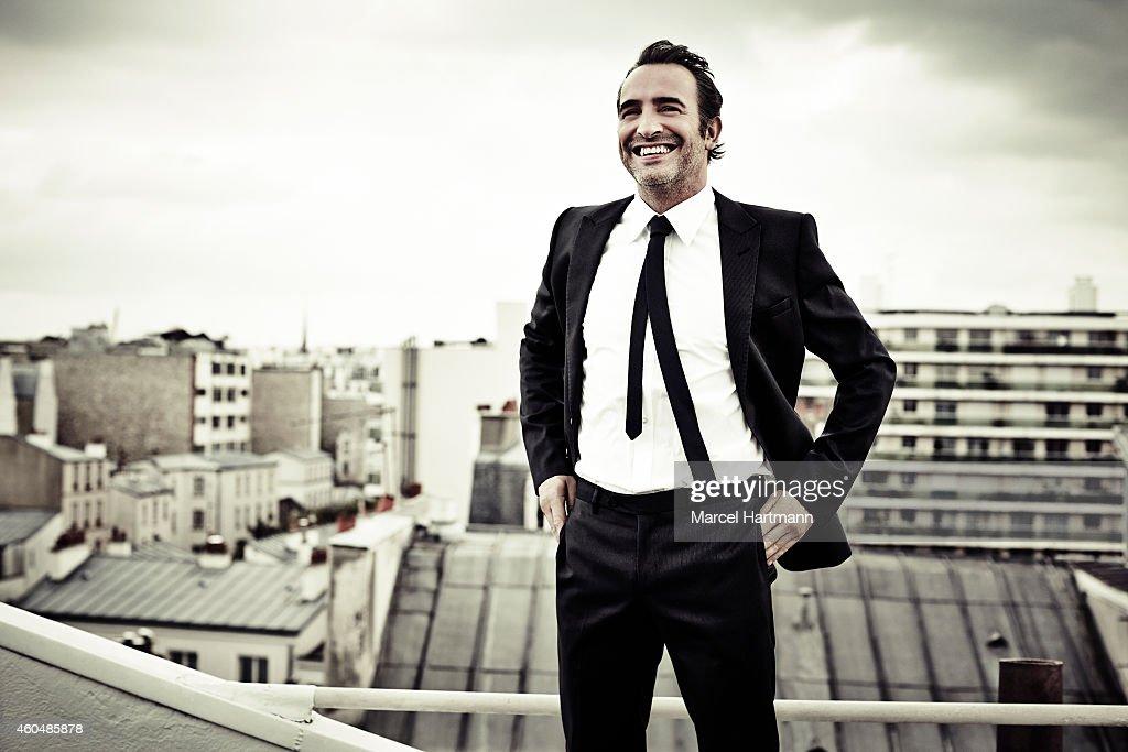 Jean Dujardin, Studio Cine Live, October 2014