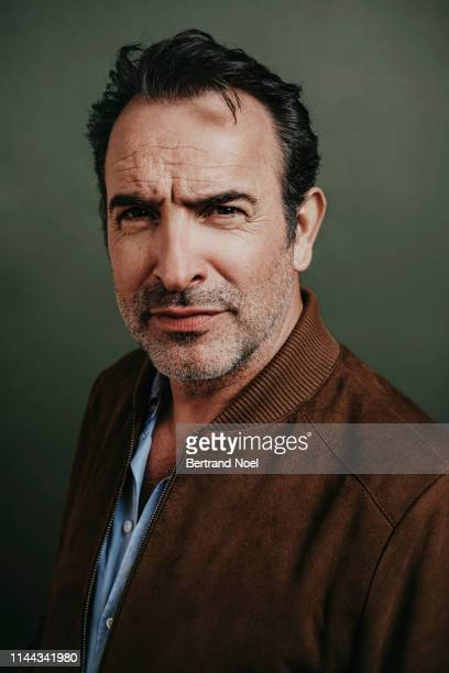ActorJean Dujardin poses for a portrait on May 16 2019 in Cannes France