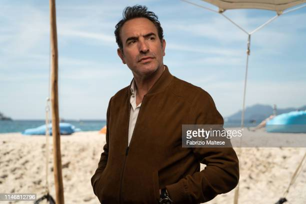 Actor Jean Dujardin poses for a portrait on May 16 2019 in Cannes France