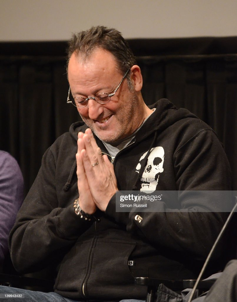 Actor Jean Reno attends the Film Society of Lincoln Center screening of 'Margaret' at Walter Reade Theater on February 25, 2012 in New York City.