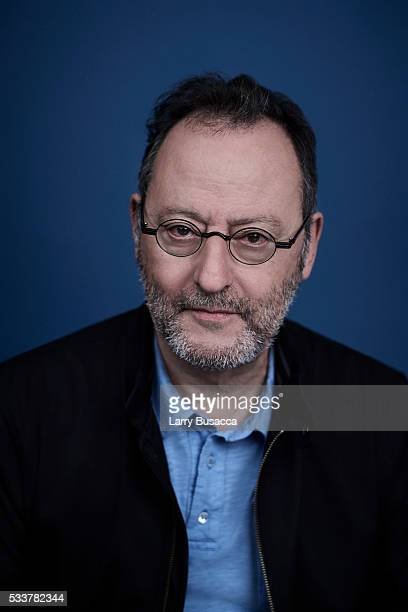 Actor Jean Reno poses for a portrait at the Tribeca Film Festival on April 18 2016 in New York City