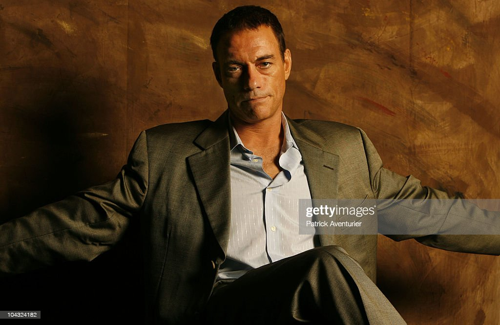 Exclusive Portrait Session With Jean-Claude Van Damme And Claudia Bassols : News Photo