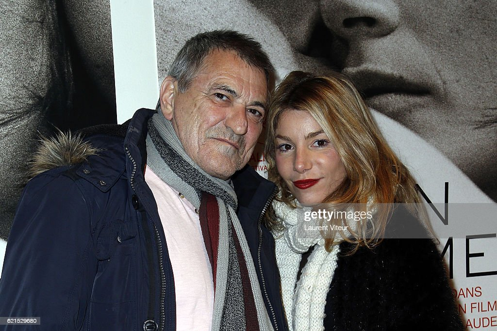 """""""Un Homme et Une Femme"""" Screening for Its 4Oth Anniversary at l'Arlequin In Paris"""