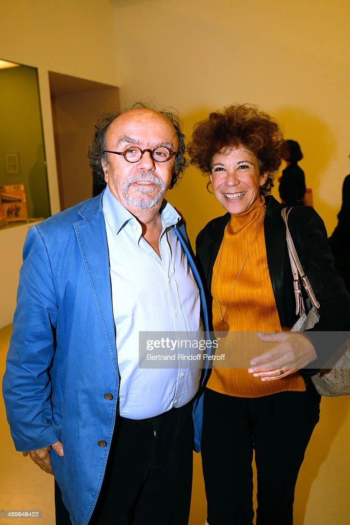 'Marcel Duchamp, La Peinture, Meme' Exhibition : Press Preview At Centre Beaubourg : News Photo