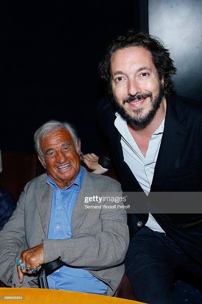 """""""Cezanne et Moi"""" Paris Premiere"""