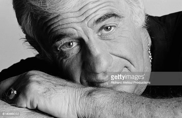 Actor JeanPaul Belmondo