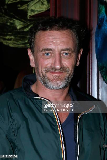 Actor JeanPaul Rouve attends the Reopening of the Hotel Barriere Le Fouquet's Paris decorated by Jacques Garcia at Hotel Barriere Le Fouquet's Paris...
