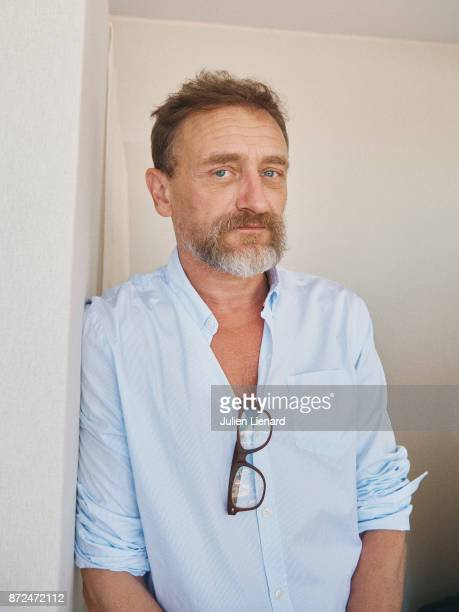 Actor JeanPaul Rouve is photographed for Self Assignment on May 19 2017 in Cannes France