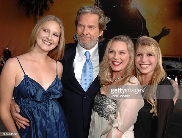 Jeff Bridges Family Stock Pictures, Royalty-free Photos ...