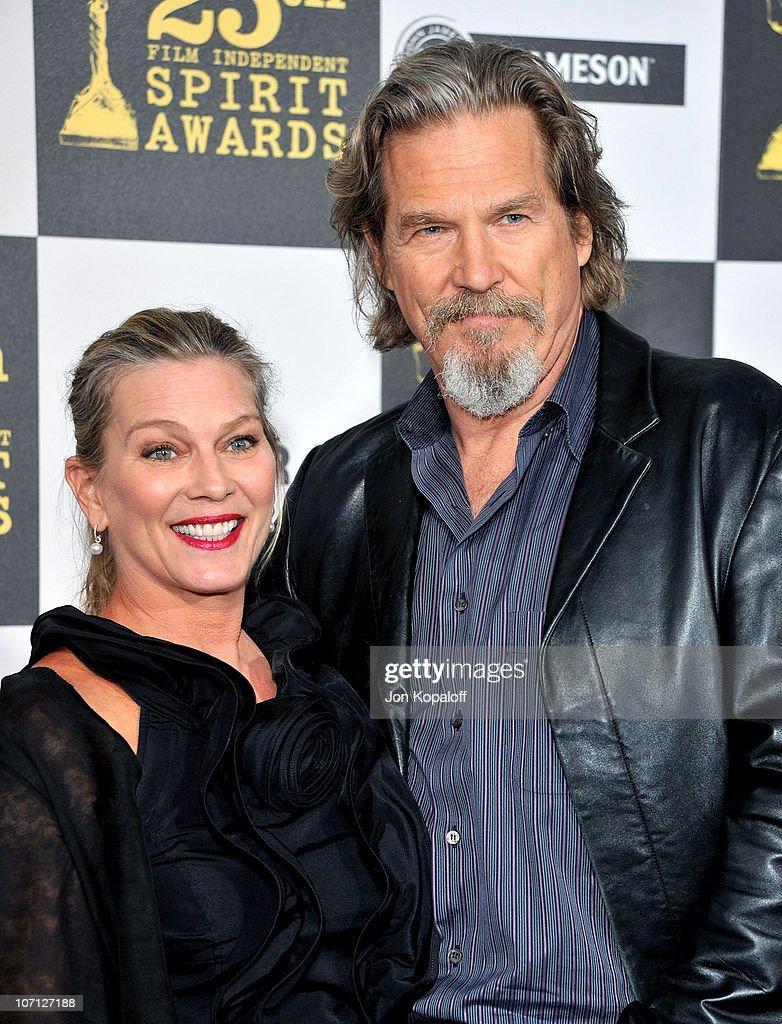 25th Film Independent Spirit Awards - Arrivals : News Photo
