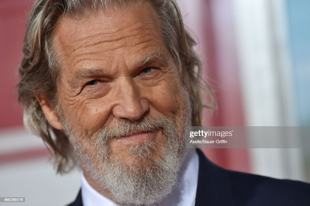 Actor Jeff Bridges arrives at the premiere of 'Only the Brave' at Regency Village Theatre on October 8, 2017 in Westwood, California.
