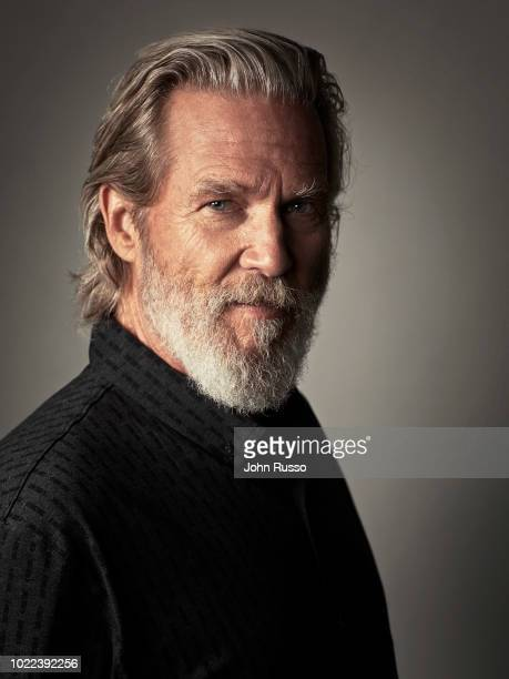 Actor Jeff Bridges is photographed for 20th Century Fox on July 19 2017 in San Diego California