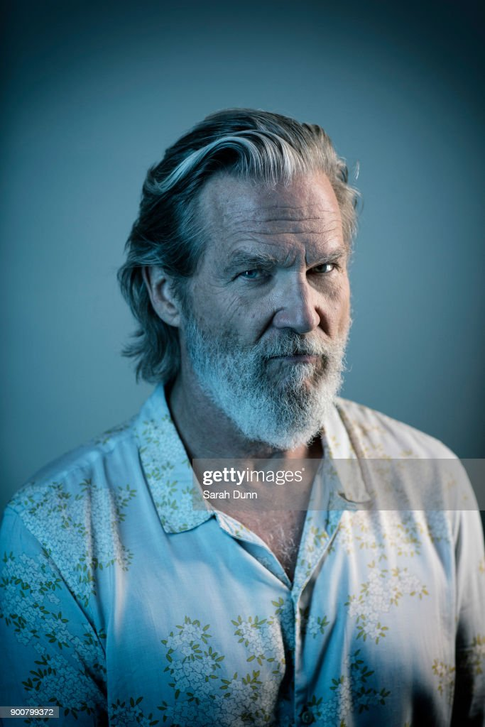 Actor Jeff Bridges is photographed for Empire magazine on July 20, 2017 in Los Angeles, California.