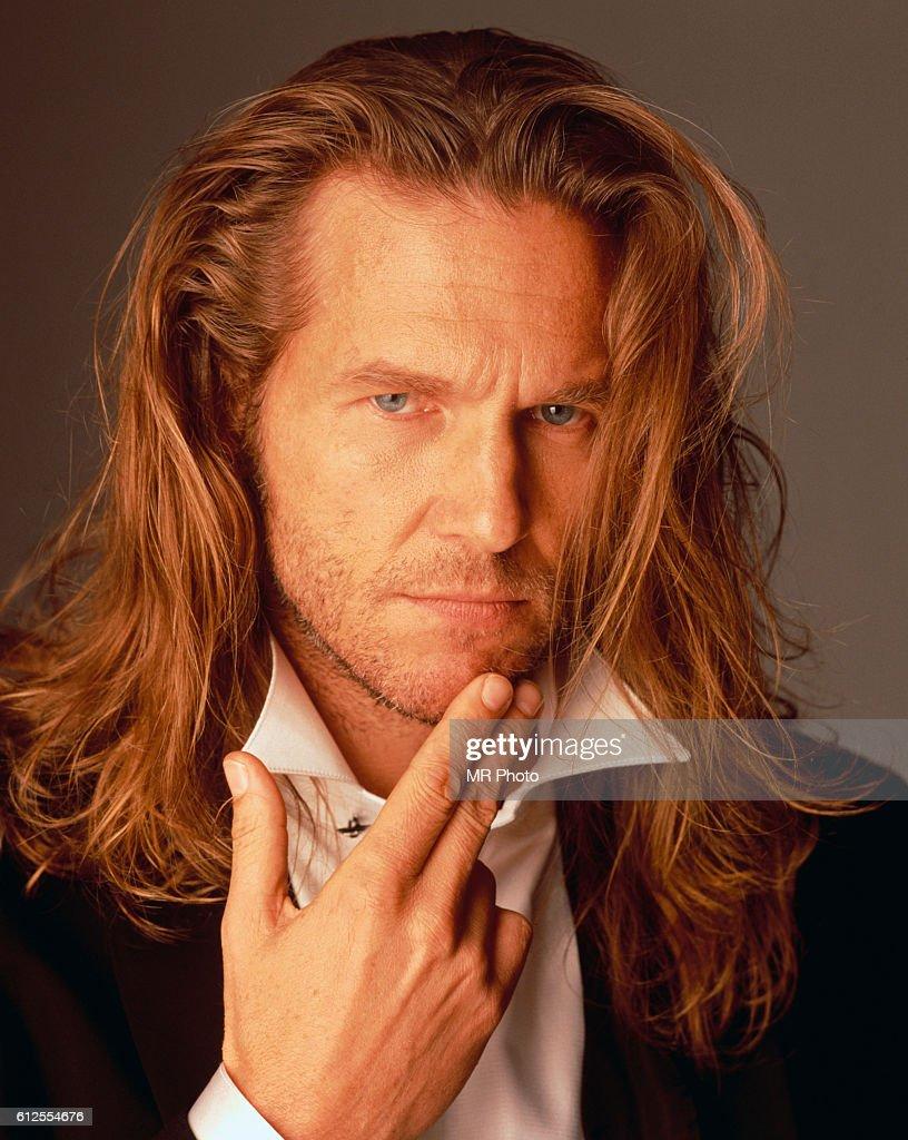 Jeff Bridges, Esquire, October 1991 : News Photo