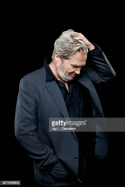 Actor Jeff Bridges of Hell or High Water is photographed for Los Angeles Times on November 5 2016 in Los Angeles California PUBLISHED IMAGE CREDIT...