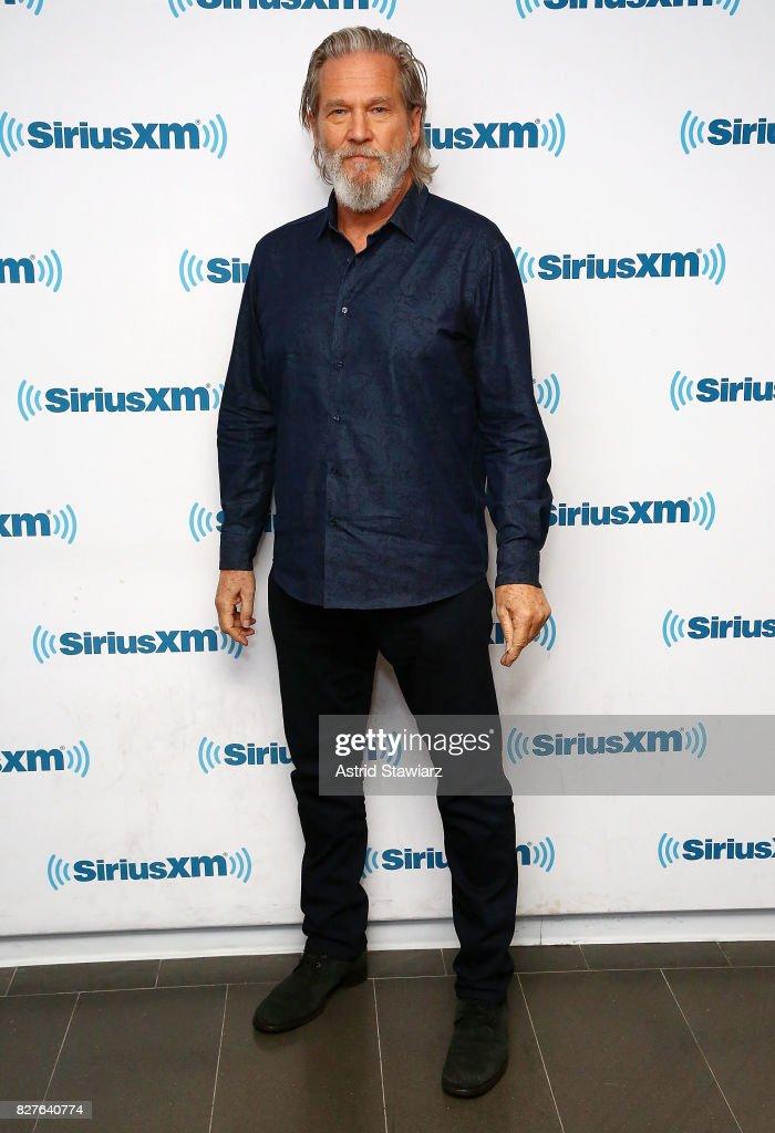 Celebrities Visit SiriusXM - August 8, 2017