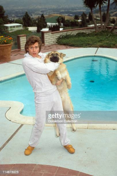Actor Jeff Conaway poses for a portrait in circa 1980 in Los Angeles California