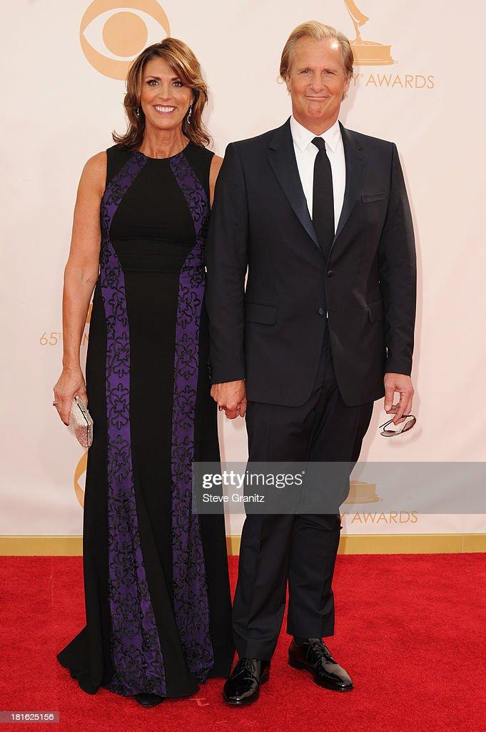 65th Annual Primetime Emmy Awards - Arrivals : News Photo