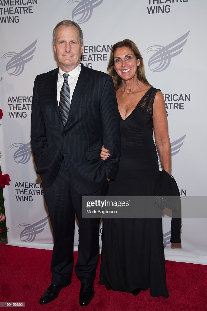 2015 American Theatre Wing's Gala : News Photo