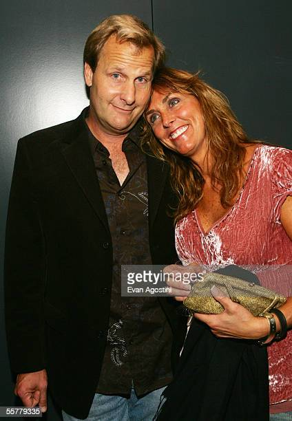 Actor Jeff Daniels and wife Kathleen attend The Squid And The Whale film premiere during the New York Film Festival at Alice Tully Hall September 26...