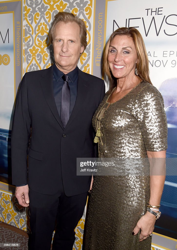 """HBO's """"The Newsroom"""" Season 3 - Los Angeles Premiere And After Party : News Photo"""