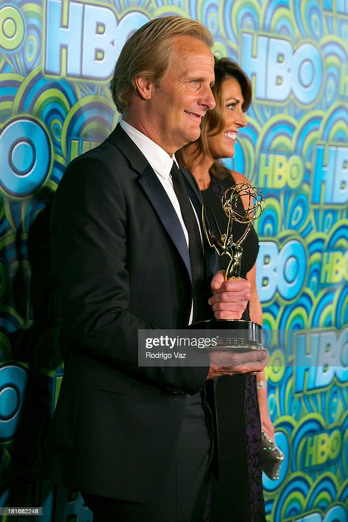 HBO's Annual Primetime Emmy Awards Post Award Reception : News Photo