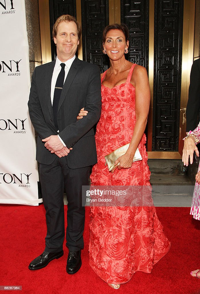 63rd Annual Tony Awards - Arrivals : News Photo