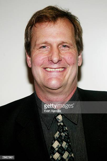 Actor Jeff Daniels attends a special screening of TNT's The Goodbye Girl at Cinema 1 January 12 2004 in New York City
