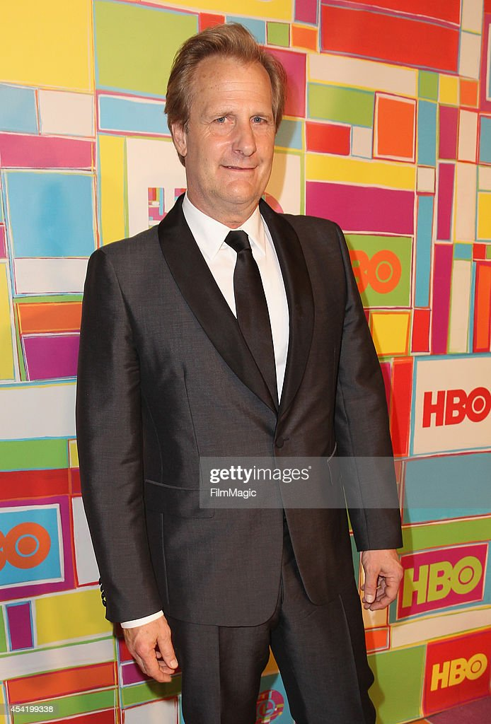 Actor Jeff Daniels attends HBO's Official 2014 Emmy After Party at The Plaza at the Pacific Design Center on August 25, 2014 in Los Angeles, California.