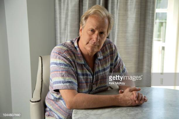 Actor Jeff Daniels is photographed for Los Angeles Times on July 16 2018 in Beverly Hills California PUBLISHED IMAGE CREDIT MUST READ Kirk McKoy/Los...