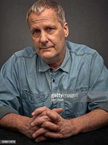Actor Jeff Daniels is photographed for SAG Foundation on May 13 2016 in New York City