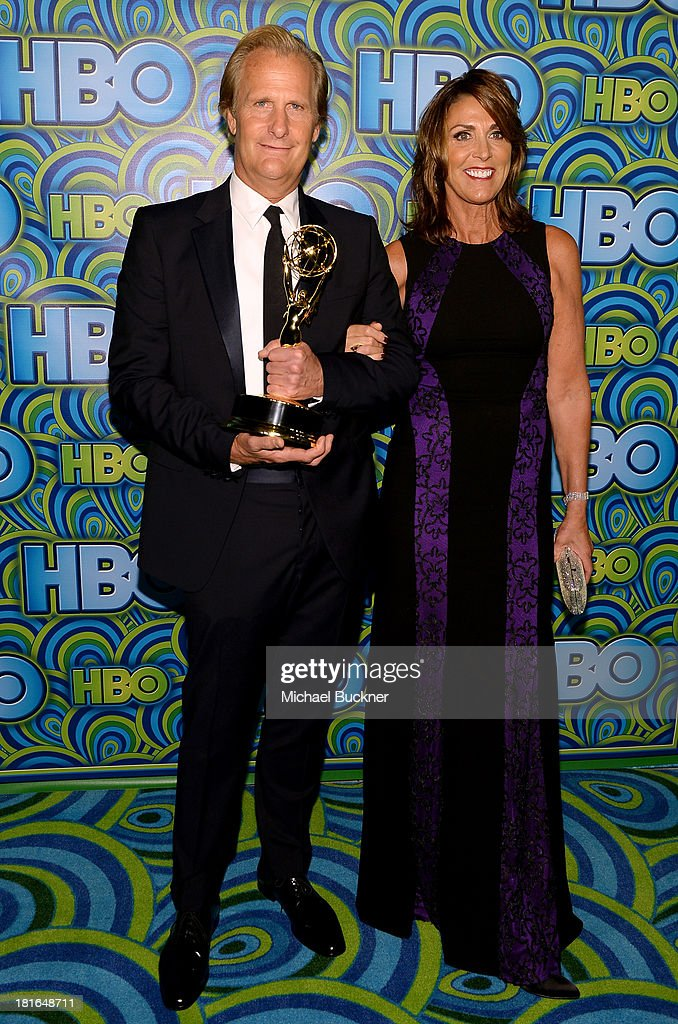 HBO's Annual Primetime Emmy Awards Post Award Reception - Arrivals : News Photo