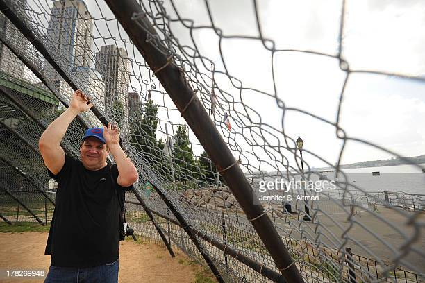 Actor Jeff Garlin is photographed for Los Angeles Times on July 15 2013 in New York City