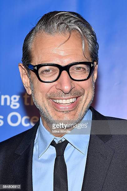 Actor Jeff Goldblum attends the 9th annual Oceana SeaChange Summer party on July 30 2016 in Laguna Beach California
