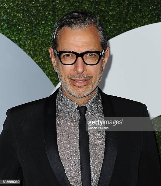 Actor Jeff Goldblum attends the GQ Men of the Year party at Chateau Marmont on December 8 2016 in Los Angeles California