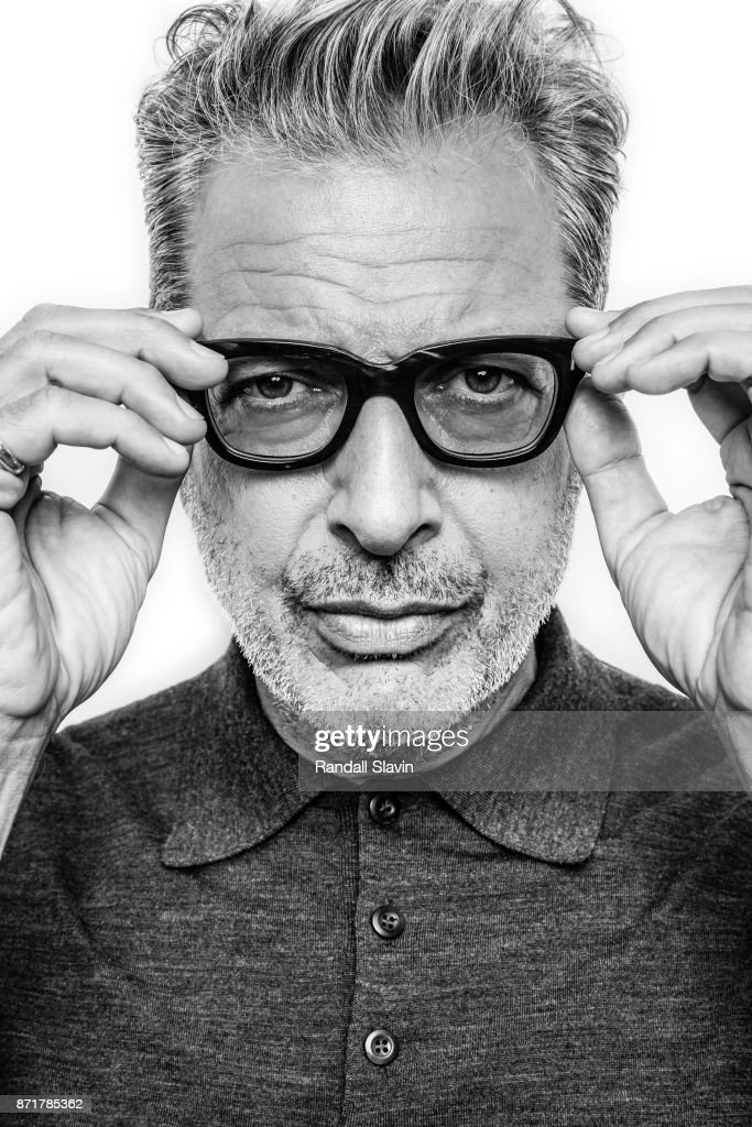 Jeff Goldblum, Gentleman's Journal, October 1, 2017