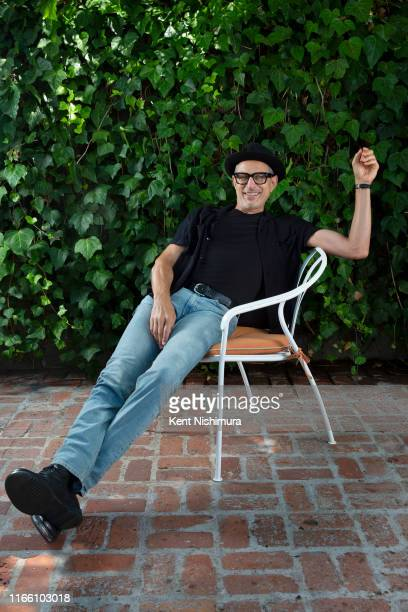 Actor Jeff Goldblum is photographed for Los Angeles Times on July 15, 2019 in Los Angeles, California. PUBLISHED IMAGE. CREDIT MUST READ: Kent...