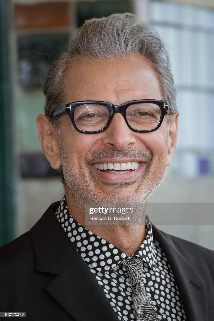 Jeff Goldblum : Photocall - 43rd Deauville American Film Festival