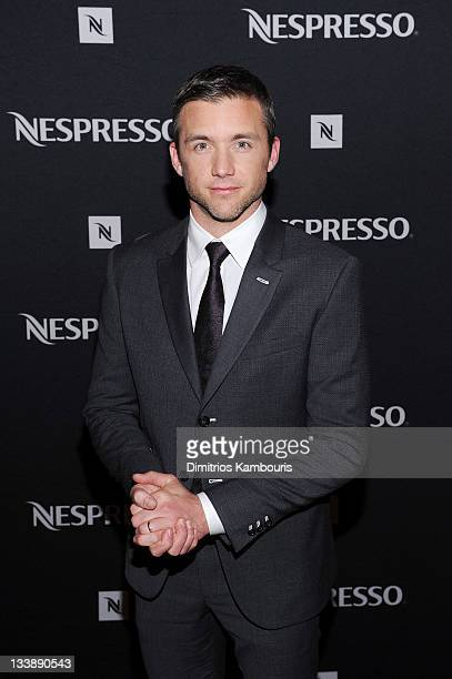 Actor Jeff Hephner attends Nespresso Press Room at the 39th International Emmy Awards at the Hilton New York on November 21 2011 in New York City