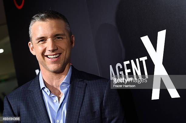 Actor Jeff Hephner attends TNT's Agent X screening at The London West Hollywood on October 20 2015 in West Hollywood California 25769_001