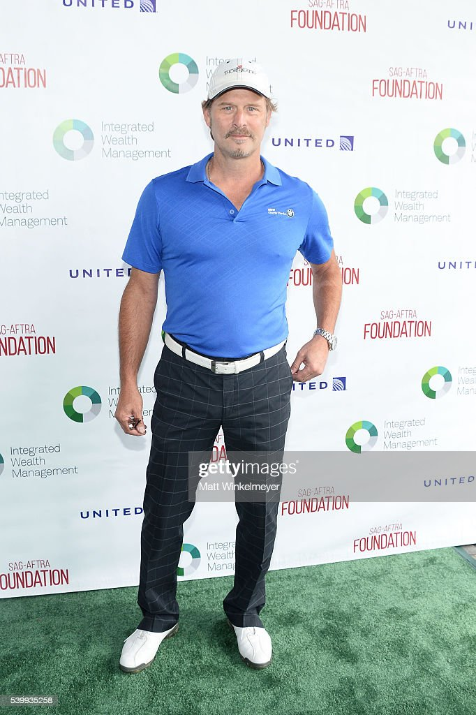 Actor Jeff Nordling arrives at SAG-AFTRA Foundation 7th annual L.A. Golf Classic Fundraiser on June 13, 2016 in Burbank, California.