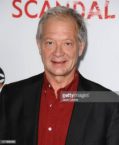 Actor Jeff Perry attends the Scandal ATAS event at Directors Guild Of America on May 1 2015 in Los Angeles California
