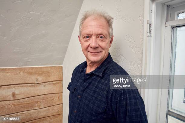 Actor Jeff Perry from the film 'Lizzie' poses for a portrait in the YouTube x Getty Images Portrait Studio at 2018 Sundance Film Festival on January...