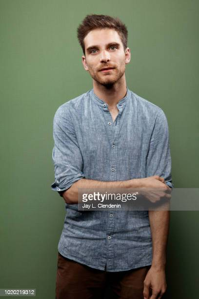 Actor Jeff Ward from 'Agents of SHIELD' is photographed for Los Angeles Times on July 21 2018 in San Diego California PUBLISHED IMAGE CREDIT MUST...