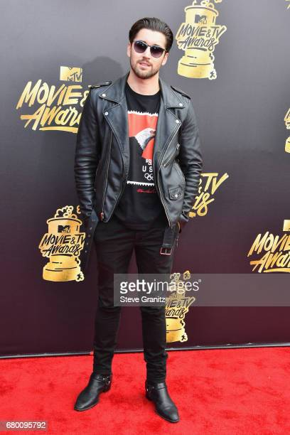 Actor Jeff Wittek attends the 2017 MTV Movie and TV Awards at The Shrine Auditorium on May 7 2017 in Los Angeles California