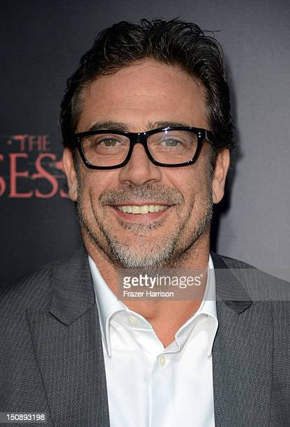 Actor Jeffrey Dean Morgan arrives at the premiere of Lionsgate Films' The Possession at ArcLight Cinemas on August 28 2012 in Hollywood California