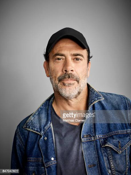 Actor Jeffrey Dean Morgan from 'The Walking Dead' is photographed for Entertainment Weekly Magazine on July 23 2016 at Comic Con in the Hard Rock...