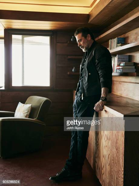 Actor Jeffrey Dean Morgan is photographed for Esquire Latin America on August 2 2016 in Los Angeles California