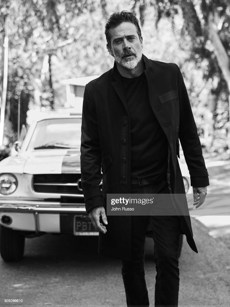 Actor Jeffrey Dean Morgan is photographed for Esquire Latin America on August 2, 2016 in Los Angeles, California.