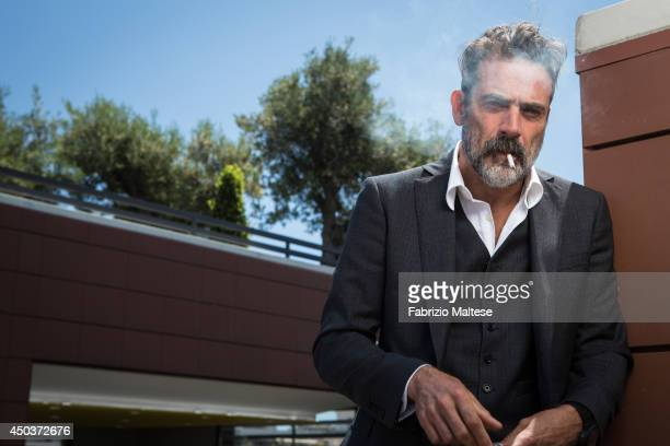 Actor Jeffrey Dean Morgan is photographed for Hollywood Reporter in Cannes France